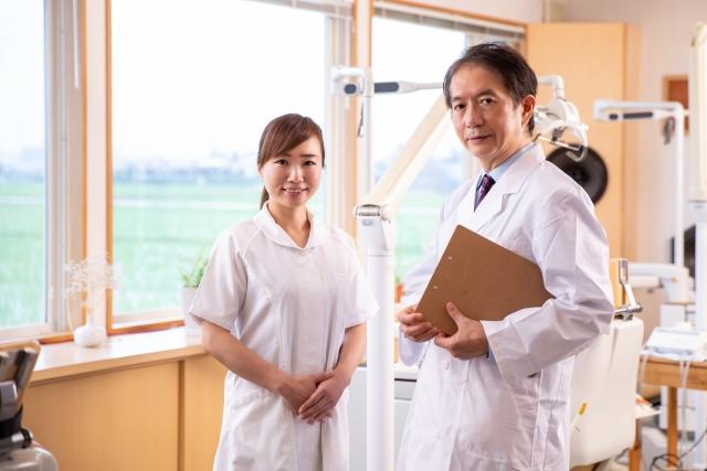 総合病院内での看護師のお仕事