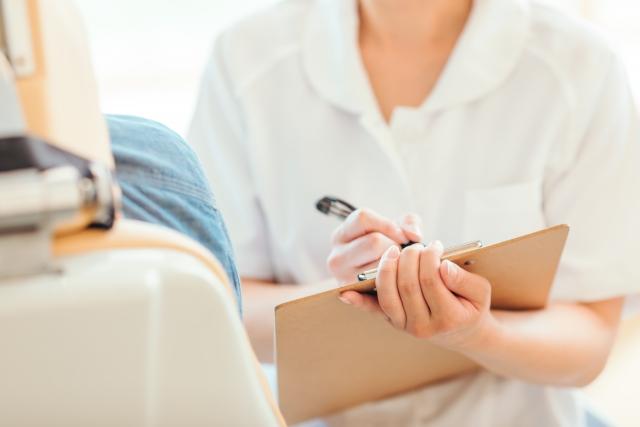 特養での看護師業務